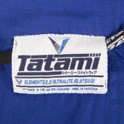 Tatami BJJ Gi Elements Ultralite 2.0 bla 9