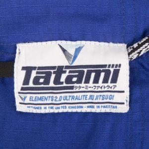 Tatami BJJ Gi Elements Ultralite 2.0 bla 9