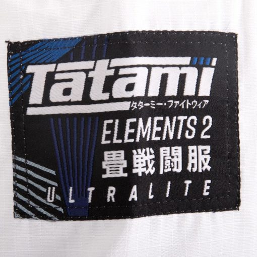 Tatami BJJ Gi Elements Ultralite 2.0 vit 11