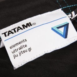 Tatami BJJ Gi Elements Ultralite svart 11