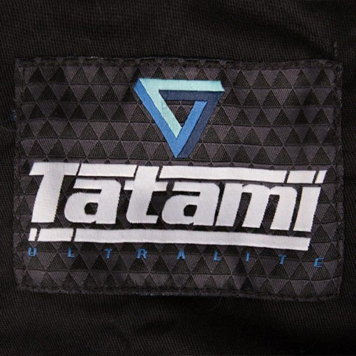 Tatami BJJ Gi Elements Ultralite svart 12