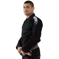 Tatami BJJ Gi Elements Ultralite svart 3