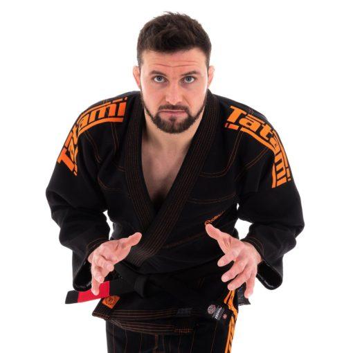 Tatami BJJ Gi Estilo 6 0 svart orange 11