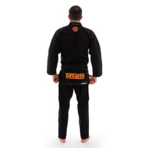 Tatami BJJ Gi Estilo 6 0 svart orange 4
