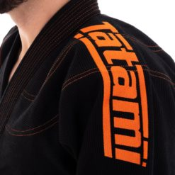 Tatami BJJ Gi Estilo 6 0 svart orange 9