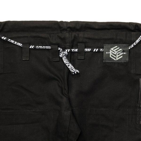Tatami BJJ Gi Estilo Black Label black black 13