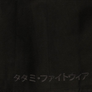 Tatami BJJ Gi Estilo Black Label black black 9