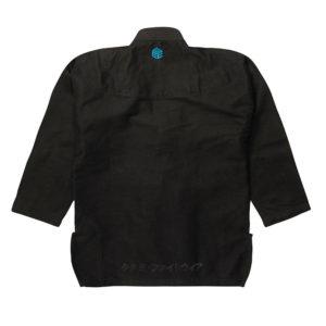 Tatami BJJ Gi Estilo Black Label black blue 3