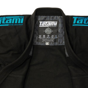 Tatami BJJ Gi Estilo Black Label black blue 5