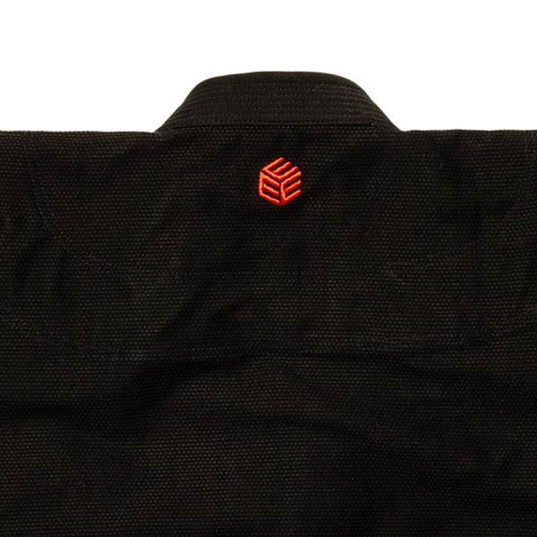 Tatami BJJ Gi Estilo Black Label black red 10