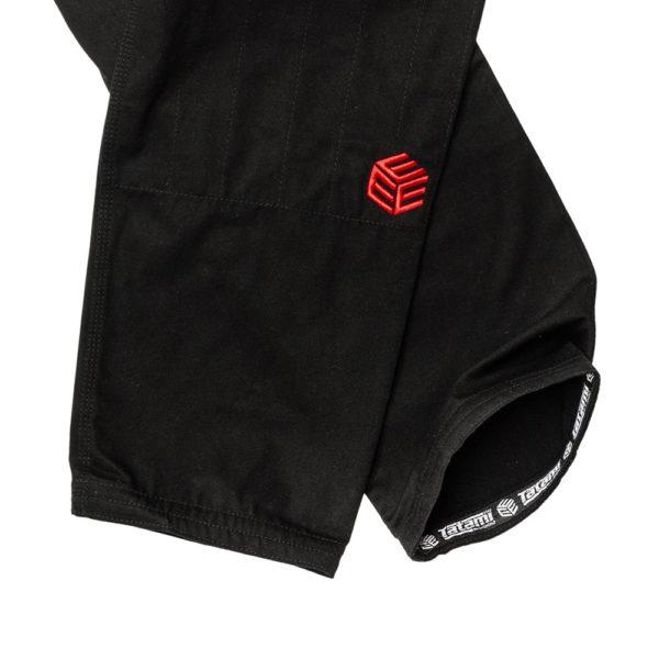Tatami BJJ Gi Estilo Black Label black red 18