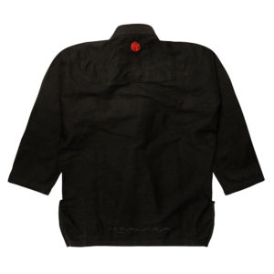Tatami BJJ Gi Estilo Black Label black red 6