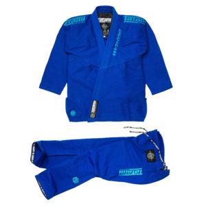 Tatami BJJ Gi Estilo Black Label blue blue 1