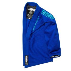 Tatami BJJ Gi Estilo Black Label blue blue 2