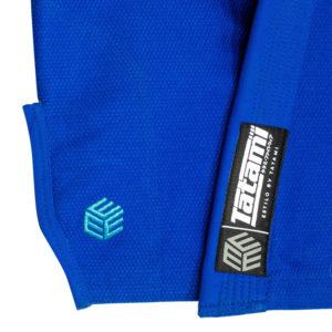 Tatami BJJ Gi Estilo Black Label blue blue 6