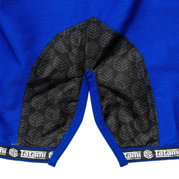 Tatami BJJ Gi Estilo Black Label blue grey 12