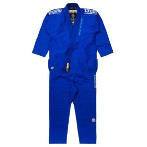 Tatami BJJ Gi Estilo Black Label blue grey 21