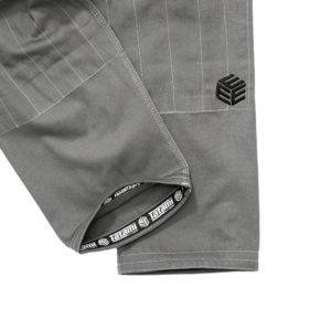 Tatami BJJ Gi Estilo Black Label grey black 18