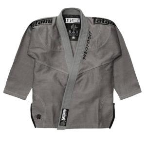 Tatami BJJ Gi Estilo Black Label grey black 2