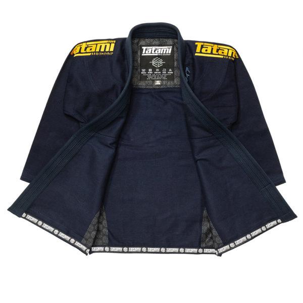 Tatami BJJ Gi Estilo Black Label navy gold 3