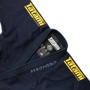 Tatami BJJ Gi Estilo Black Label navy gold 6