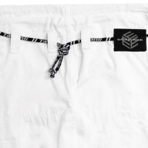 Tatami BJJ Gi Estilo Black Label white grey 16