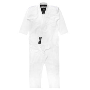 Tatami BJJ Gi Estilo Black Label white white 18