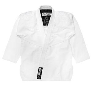 Tatami BJJ Gi Estilo Black Label white white 2