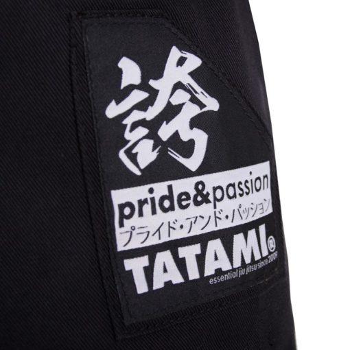 Tatami BJJ Gi Hokori svart 5
