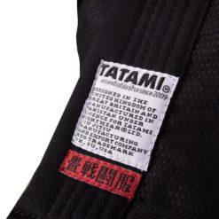 Tatami BJJ Gi Hokori svart 7