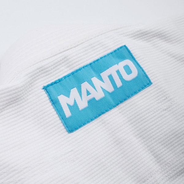Tatami BJJ Gi Kids 2.0 vit blå 5