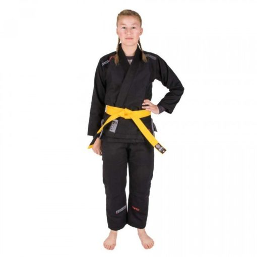 Tatami BJJ Gi Kids Comp SRS svart 2