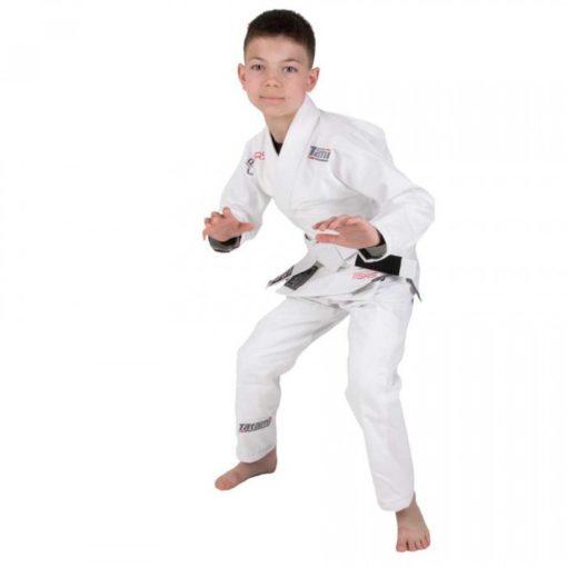 Tatami BJJ Gi Kids Comp SRS vit 2