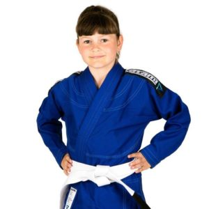 Tatami BJJ Gi Kids Elements Ultralite bla 1