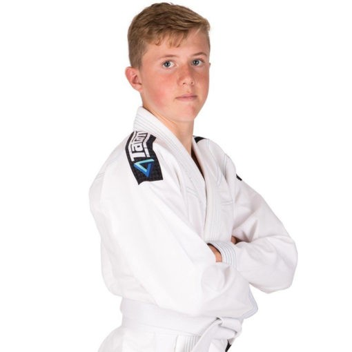 Tatami BJJ Gi Kids Elements Ultralite vit 1