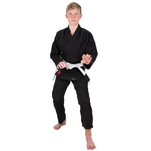Tatami BJJ Gi Kids Estilo 6 0 svart svart 1