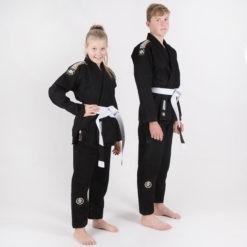 Tatami BJJ Gi Kids Nova Absolute svart 5