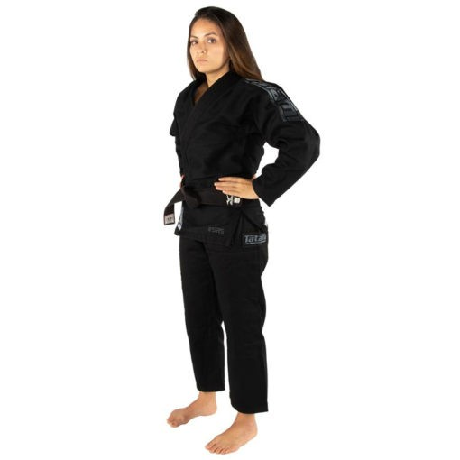 Tatami BJJ Gi Ladies Comp SRS 2 0 svart 3