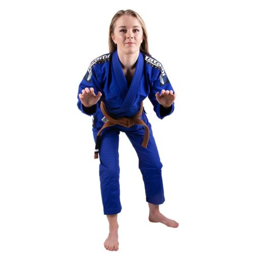 Tatami BJJ Gi Ladies Elements Ultralite 2.0 bla 1