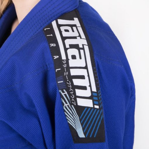 Tatami BJJ Gi Ladies Elements Ultralite 2.0 bla 7