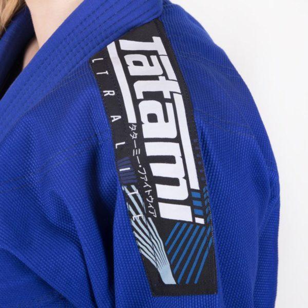 Tatami BJJ Gi Ladies Elements Ultralite 2.0 bla 7