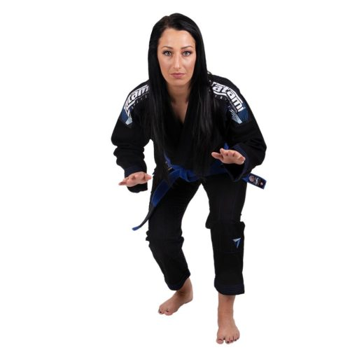Tatami BJJ Gi Ladies Elements Ultralite 2.0 svart 1