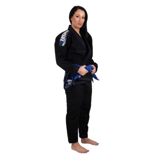 Tatami BJJ Gi Ladies Elements Ultralite 2.0 svart 3