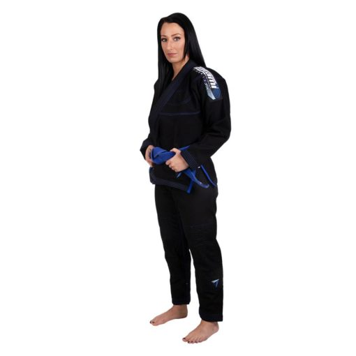 Tatami BJJ Gi Ladies Elements Ultralite 2.0 svart 4