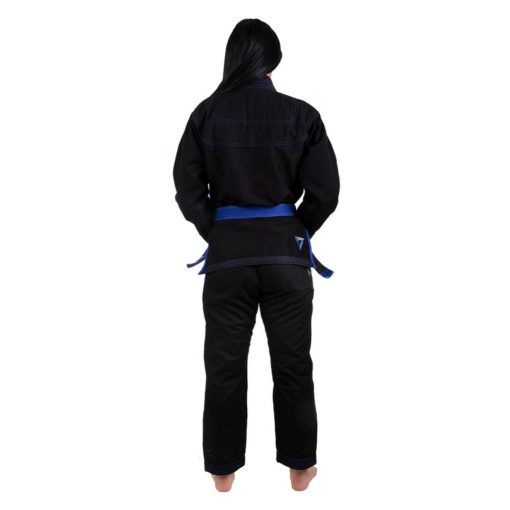 Tatami BJJ Gi Ladies Elements Ultralite 2.0 svart 5