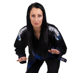 Tatami BJJ Gi Ladies Elements Ultralite 2.0 svart 6