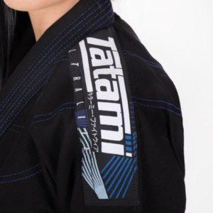 Tatami BJJ Gi Ladies Elements Ultralite 2.0 svart 8