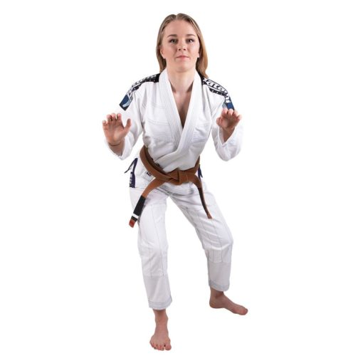 Tatami BJJ Gi Ladies Elements Ultralite 2.0 vit 3