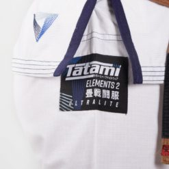 Tatami BJJ Gi Ladies Elements Ultralite 2.0 vit 7