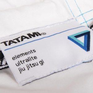 Tatami BJJ Gi Ladies Elements Ultralite vit 11